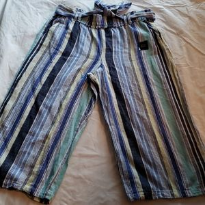 a.n.a woman  Linen  pants